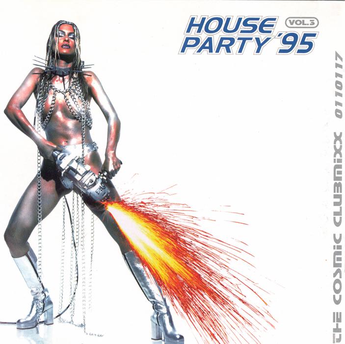 Sauza Doble - I Luv' To Dance